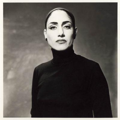 רונית אלקבץ (ז״ל) בסטודיו