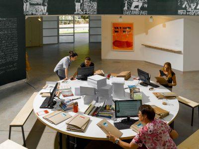 Schooling: Wall, Education, Class, MoBi. Curators: Tali Tamir and Meir Tati