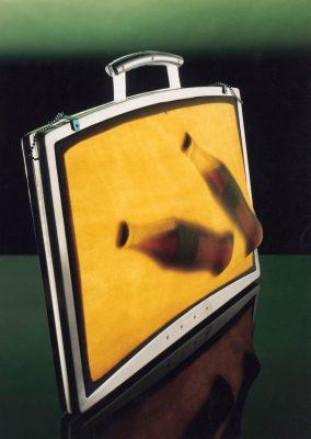 עמי דרך, תחרות בינלאומית לעיצוב מזוודות, טויוקה, יפן. 1994