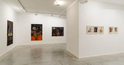 Tali Ben Basaat at Julie M. Gallery