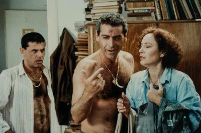 סטילס לסרט ״שמיכה חשמלית ושמה משה״. במאי: אסי דיין